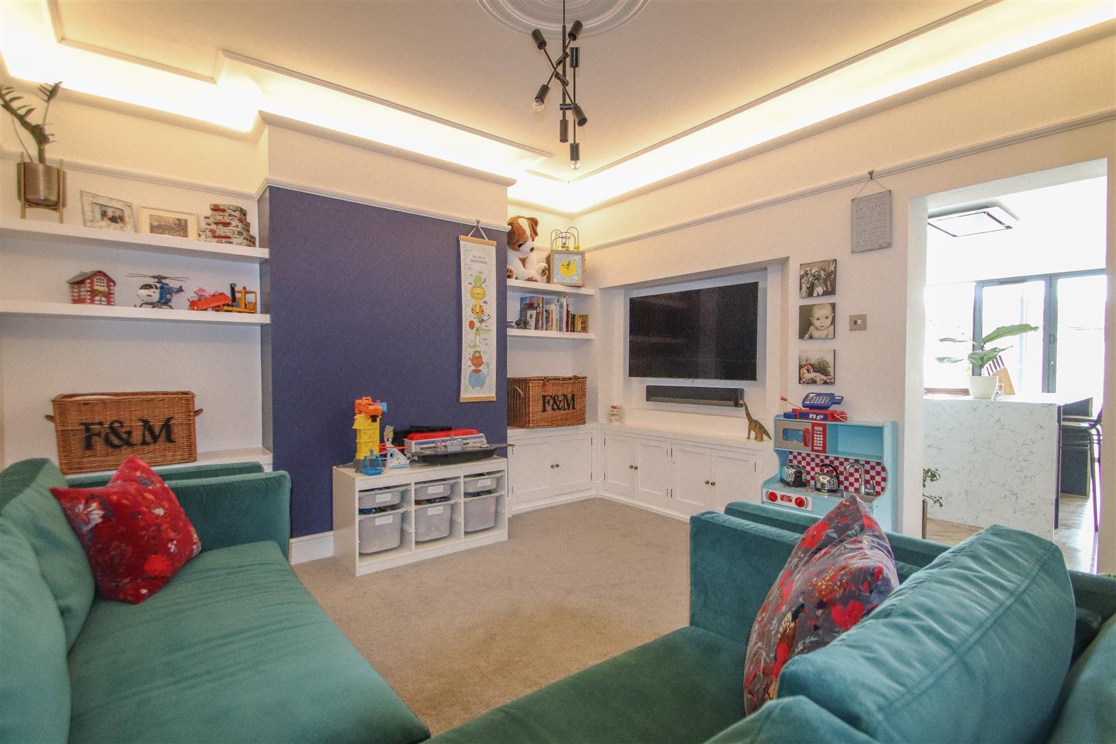 Cinema - Play Room